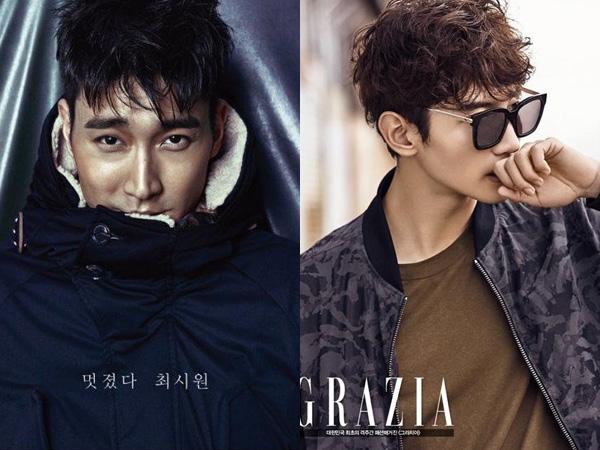 Pemotretan Terakhir Siwon Super Junior vs Changmin TVXQ Jelang Wamil, Siapa Paling Maskulin?