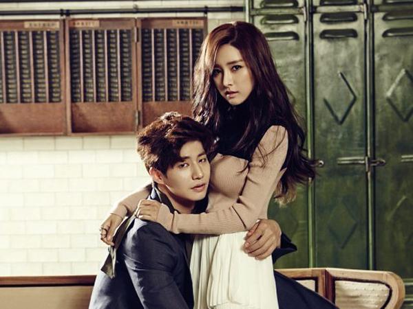 Sesi Photoshoot Seksi a La Song Jae Rim & Kim So Eun Buat Penonton Heboh!