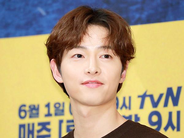 Song Joong Ki Keluar dari Blossom Entertainment Usai 7 Tahun Kerjasama