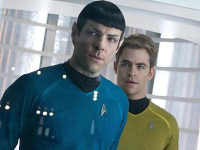 Paramount Pictures Rilis Trailer Terbaru 'Star Trek: Into Darkness'