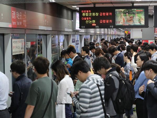 Banyak Motif Kejahatan di Subway Korea, Kasus Pelecehan Seksual Paling Tinggi