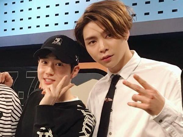 Johnny NCT Pernah Menangis Gara-gara Suho EXO, Apa Penyebabnya?