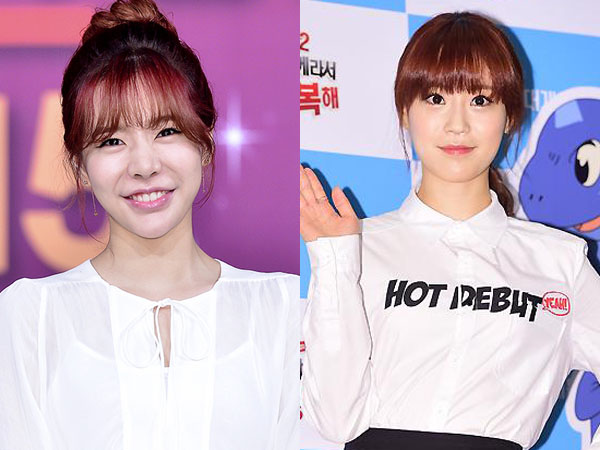 Yeay, Sunny SNSD dan Heo Youngji Akan Tampil di Variety Show Terbaru SBS!