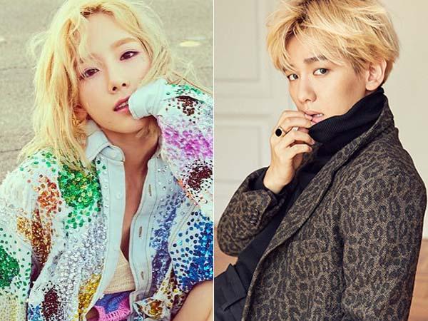 Taeyeon SNSD Tertangkap 'Nge-Like' Postingan Tentang Baekhyun dan EXO, Netizen Heboh