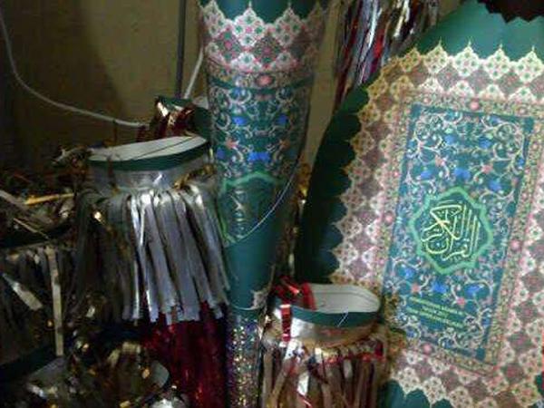Merambah Ke Bekasi, Penjual Terompet Dari Sampul Al-Quran Dibekuk Polisi