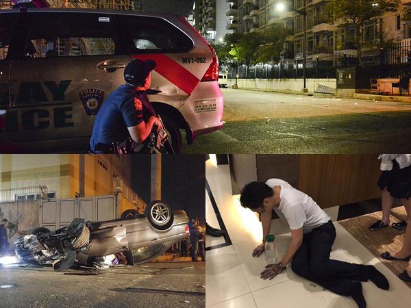 Detik-Detik Kepanikan Teror Lokasi Hiburan di Manila yang Tewaskan Puluhan Jiwa