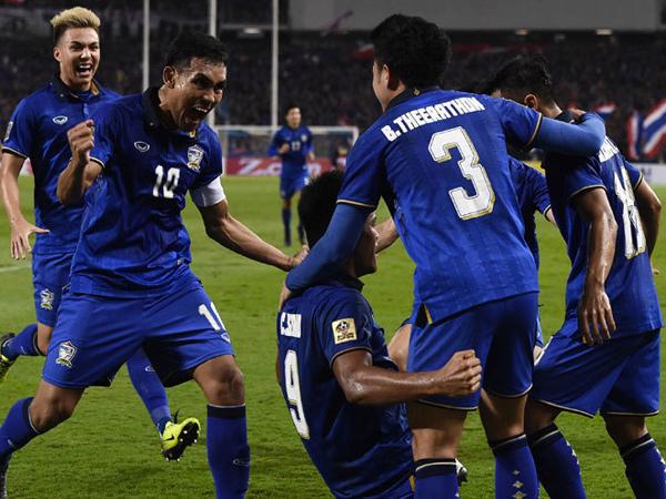Ungguli Indonesia 2-0, Thailand Sukses Juara Piala AFF 2016