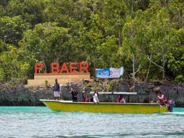 Cerita Kelam Dibalik Keindahan Pulau Baer, 'Adik' Dari Raja Ampat