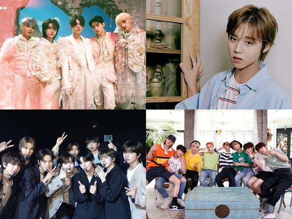 Daftar Idol K-Pop yang Comeback Bulan Agustus (Part 2)