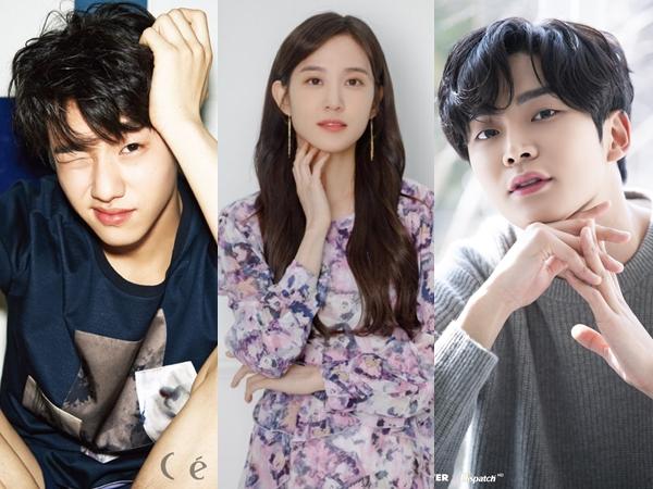 Nam Yoon Soo Dikabarkan Main Drama Bareng Rowoon SF9 dan Park Eun Bin