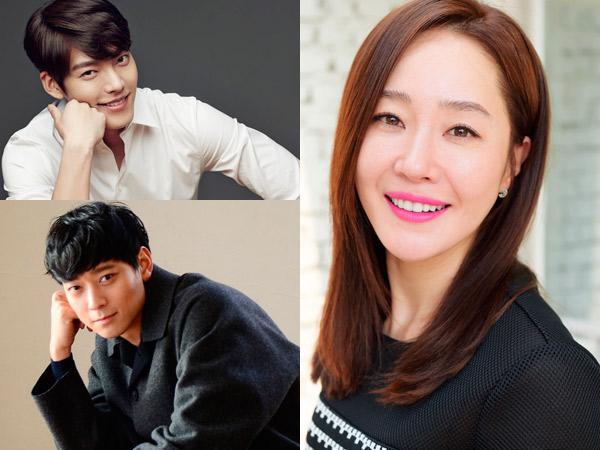 Main Film Bareng Kim Woo Bin dan Kang Dong Won, Aktris Ini Justru Tertekan?