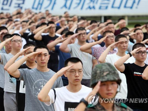 Banyak Pria Korea Selatan Pilih Dipenjara Daripada Jalani Wajib Militer