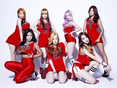 Debut dengan Dance 'Twerk' , Girl Group Wassup Malah Dikritik Habis Oleh Netizen