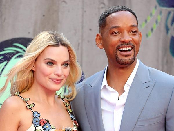 Izinkan Istri Selingkuh, Will Smith Juga Sempat Selingkuh dengan Margot Robbie?