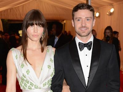 Justin Timberlake - Jessica Biel Resmi Menikah di Italia