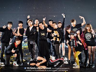 YG Entertainment Bocorkan Beberapa Rencana di 2013