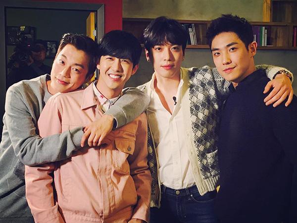 Wedding Singers is Back! Yonghwa, Doojoon, Lee Joon, dan Kwanghee Reuni Rilis Lagu Baru