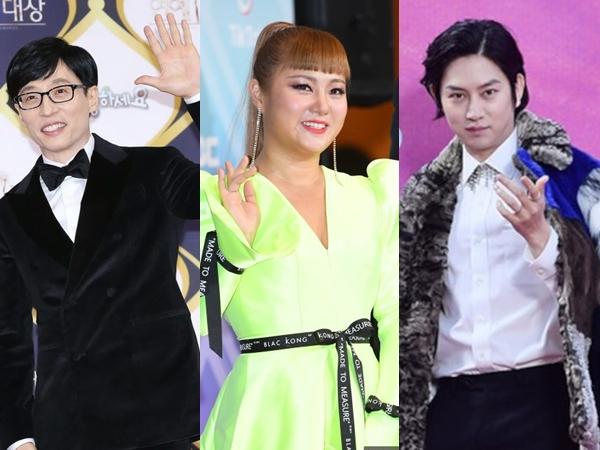 Daftar Terbaru Reputasi Bintang Variety Show Bulan Oktober