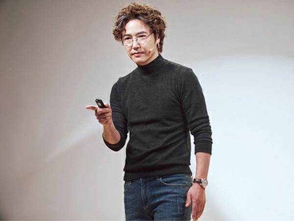 Yoon Sang Hyun Tampil A la Steve Jobs di Drama 'Strong Woman Do Bong Soon', Apa Perannya?