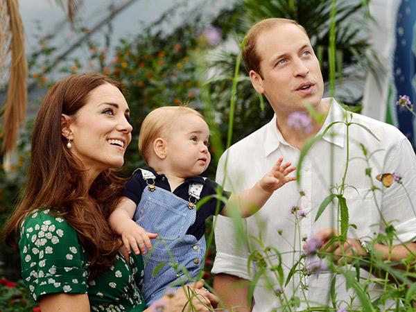 Pangeran George Punya Stalker, Pangeran William Ambil Langkah Hukum