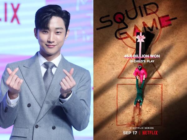 Jinyoung B1A4 Mau Gabung ke Serial Squid Game, Walau Hanya Jadi Cumi