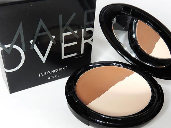Review : Make Over Face Contour Kit