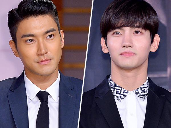 Diantar Super Junior, EXO dan SHINee, Siwon dan Changmin Wajib Militer Hari Ini
