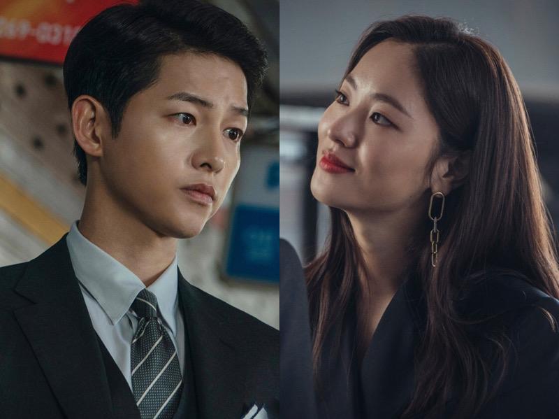 Song Joong Ki dan Jeon Yeo Bin Saling Puji Soal Akting dan Chemistry