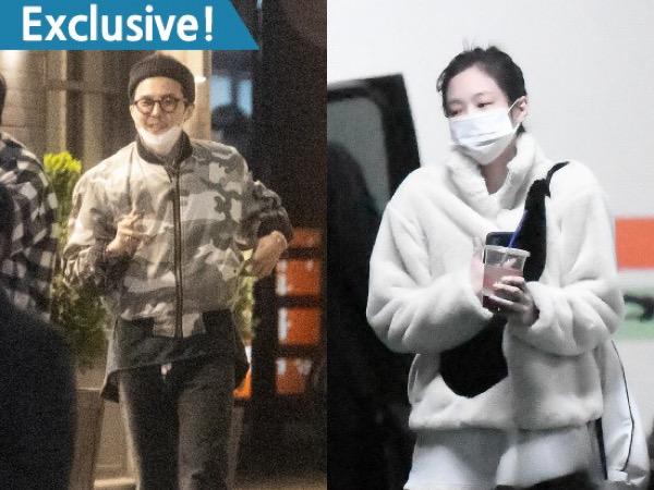 G-Dragon dan Jennie BLACKPINK Disebut Sudah 1 Tahun Pacaran