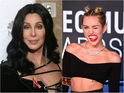 """Pesan Cher Untuk Miley, """"Kalau Ingin Tampil Tanpa Busana, Lakukanlah Dengan Baik"""""""