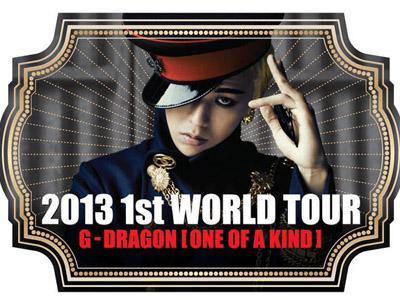 Ini Dia Detail Harga dan Seat Plan Konser G-Dragon di Jakarta