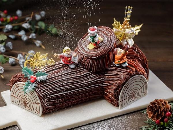 Yuk Bikin Yule Log Cake, Simbol Kehangatan Libur Natal dan Tahun Baru
