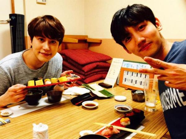 Kyuhyun Super Junior dan Changmin TVXQ Akan Hadir Bersama di 'Amazing Saturday - Doremi Market'