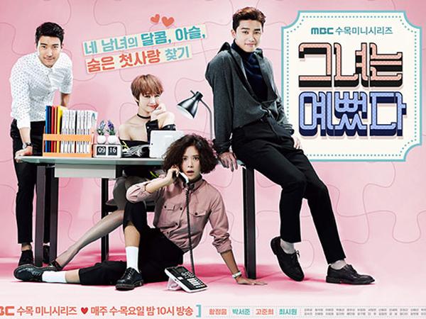 Kocak dan Menarik, Simak 5 Alasan Tak Boleh Ketinggalan Nonton K-Drama 'She Was Beautiful'