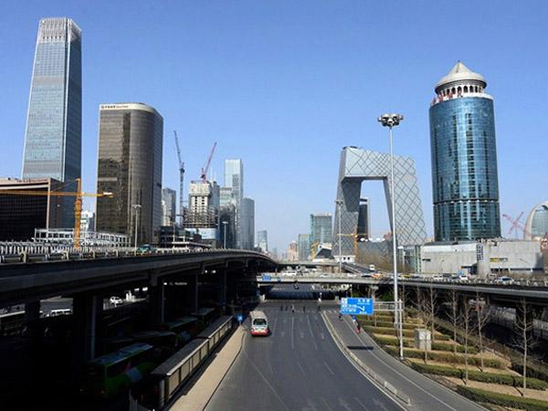 Tahun Baru Imlek, Beijing Berubah Jadi Kota 'Hantu'!