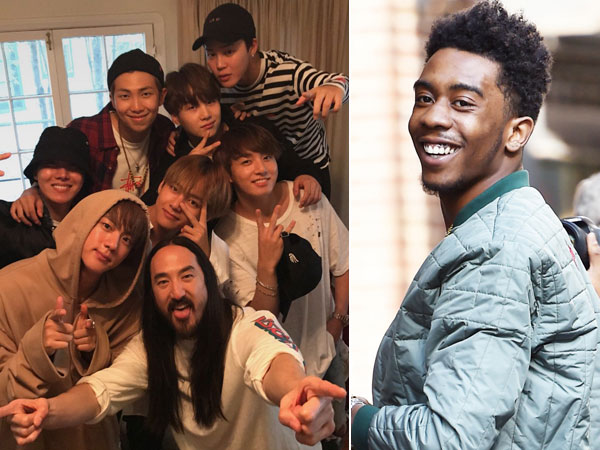 Kolaborasi BTS x Steve Aoki Ciptakan 'MIC Drop' Versi Remix Featuring Desiigner!