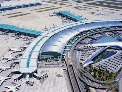 Wah, Bandara Incheon Korea Selatan Jadi Bandara Terbaik di Dunia