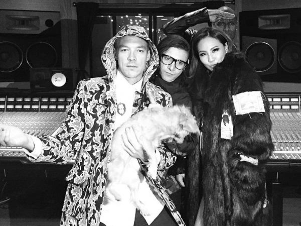 CL Kembali Bocorkan Proses Persiapan Debutnya di Amerika Bersama Diplo dan Skrillex!