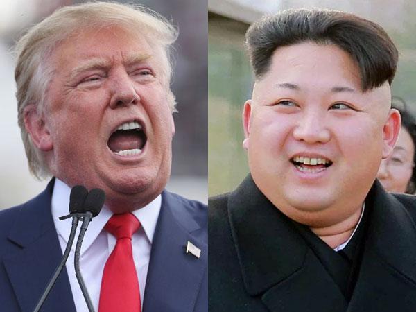 Balas Pernyataan Korea Utara, Trump Sebut Kim Jong Un Pendek dan Gendut