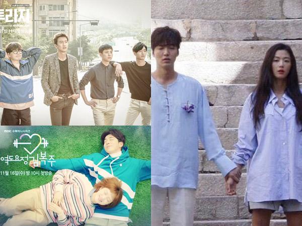 Yeay, Ini Sederet Drama Korea yang Siap Jadi Favoritmu di Bulan November!
