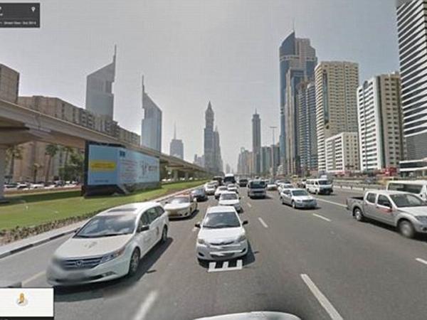 Baru Masuk dalam Google Street View, Dubai Diprediksi Jadi Kota Paling Populer!