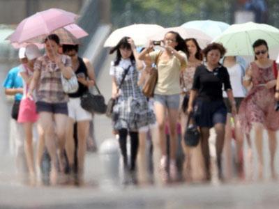 Jepang Dilanda Gelombang Panas, 9 Orang Tewas