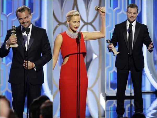 Leonardo DiCaprio CS Berjaya, Ini Para Pemenang Ajang Golden Globe Awards 2016