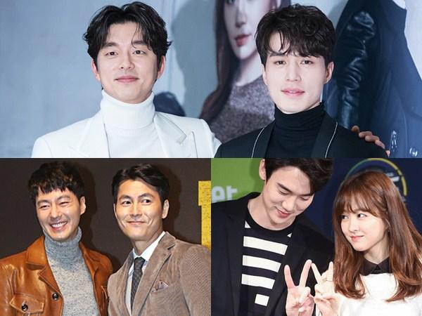 Musuh di Drama atau Film, Deretan Selebriti Korea Ini Aslinya Bersahabat Hingga Dirumorkan Pacaran!
