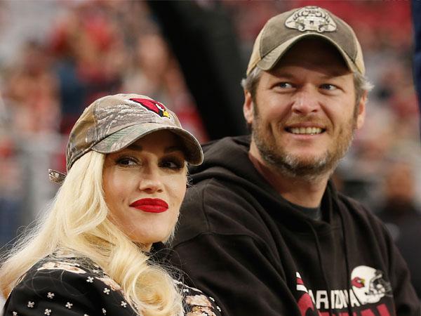 Gwen Stefani dan Blake Shelton Diam-Diam Sudah Resmi Menikah?