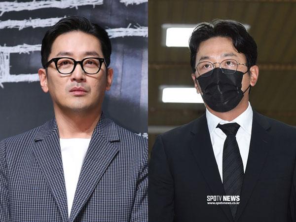 Ha Jung Woo Dituntut Hukuman Denda, Sidang Dilanjutkan Bulan Depan