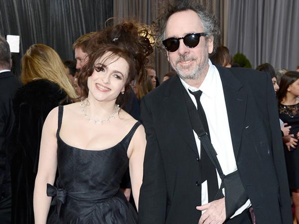Wah, Tim Burton dan Helena Bonham Carter Umumkan Perceraian!