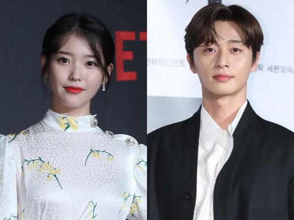 IU Dipastikan Bintangi Film Baru Sutradara 'Extreme Job' Bareng Park Seo Joon