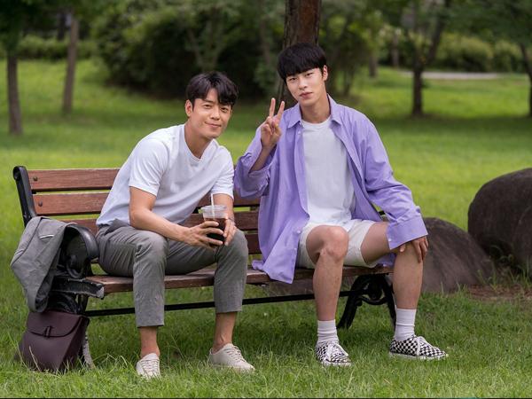 Lee Jae Wook dan Kim Joo Heon Tunjukkan Bromance yang Menggemaskan