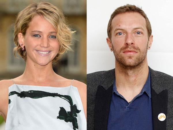 Kembali Terlihat Makan Malam Bersama, Jennifer Lawrence dan Chris Martin Balikan?